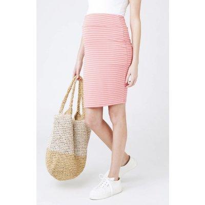 Mia Stripe Skirt