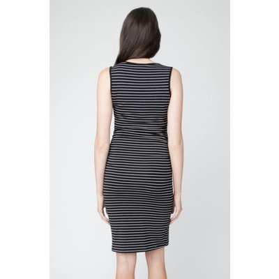 Ripe Maternity Mia Stripe Tank Dress