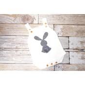 Little Bunny Cotton Tail - Cream