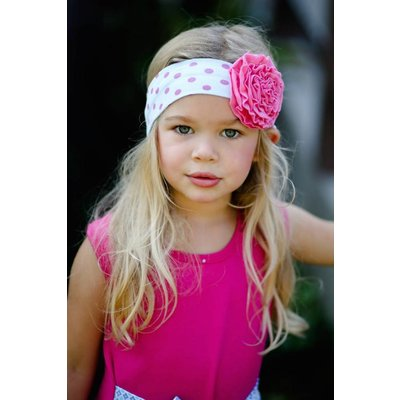 Giggle Moon Knit Headband - Children Of Love