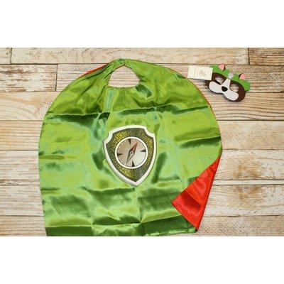 Superhero Cape & Mask Set- Paw Patrol