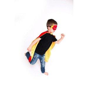Superhero Cape & Masks-Flash