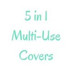 5 in 1 Multi-Use Covers