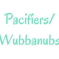 Pacifiers/WubbaNubs