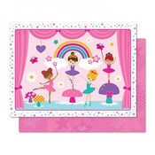 CR GIBSON Twinkle&Twirl Placemat