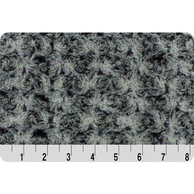 Lincoln&Lexi Marble Black/Silver Rosebud