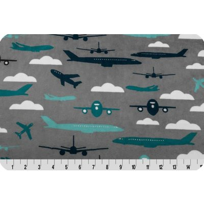 Teal Aviator Cuddle