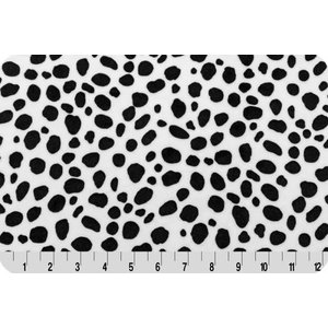 Black/White Dalmatian Cuddle