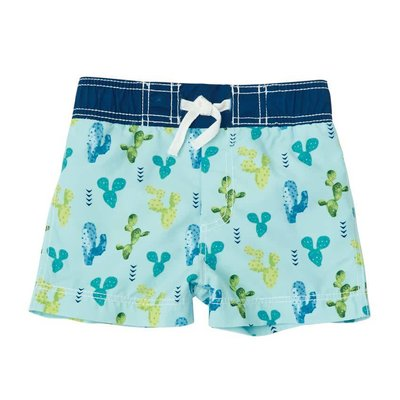 Mud Pie CACTUS SWIM TRUNKS
