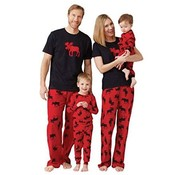Hatley Moose on Red