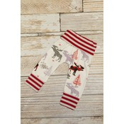 Lincoln&Lexi Moose Holiday Pants