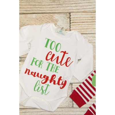 Too Cute For The Naughty List