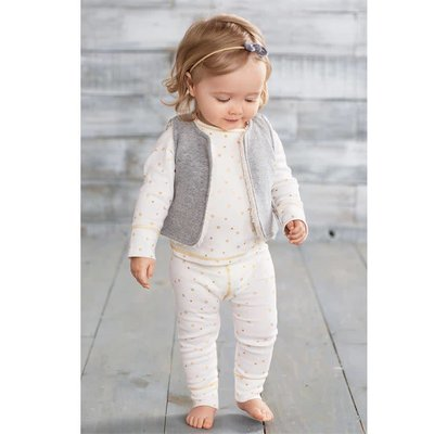 Mud Pie Foiled Star Three-Piece Set