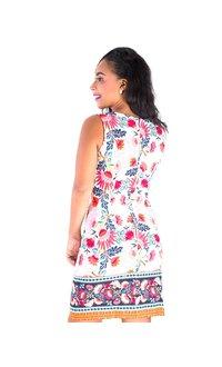 IVEY-Printed Sheath Dress