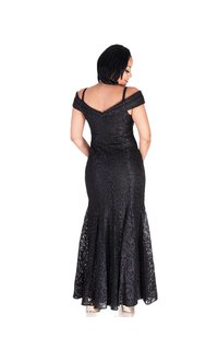 LUCY-Off the shoulder Gown