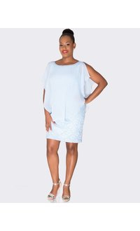 Studio 1 LULU - Lace Pop Over Dress