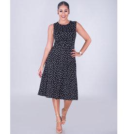 YAHAIRA- Polka Dot A-line Dress