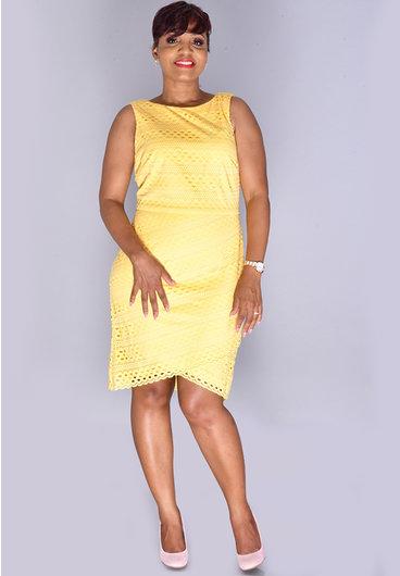 Jessica Howard CAMPANA- Patterned Sheath Dress