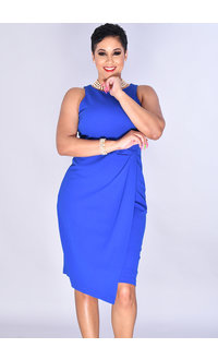 Julia Jordan RICHELDA- Sleeveless Sheath Dress