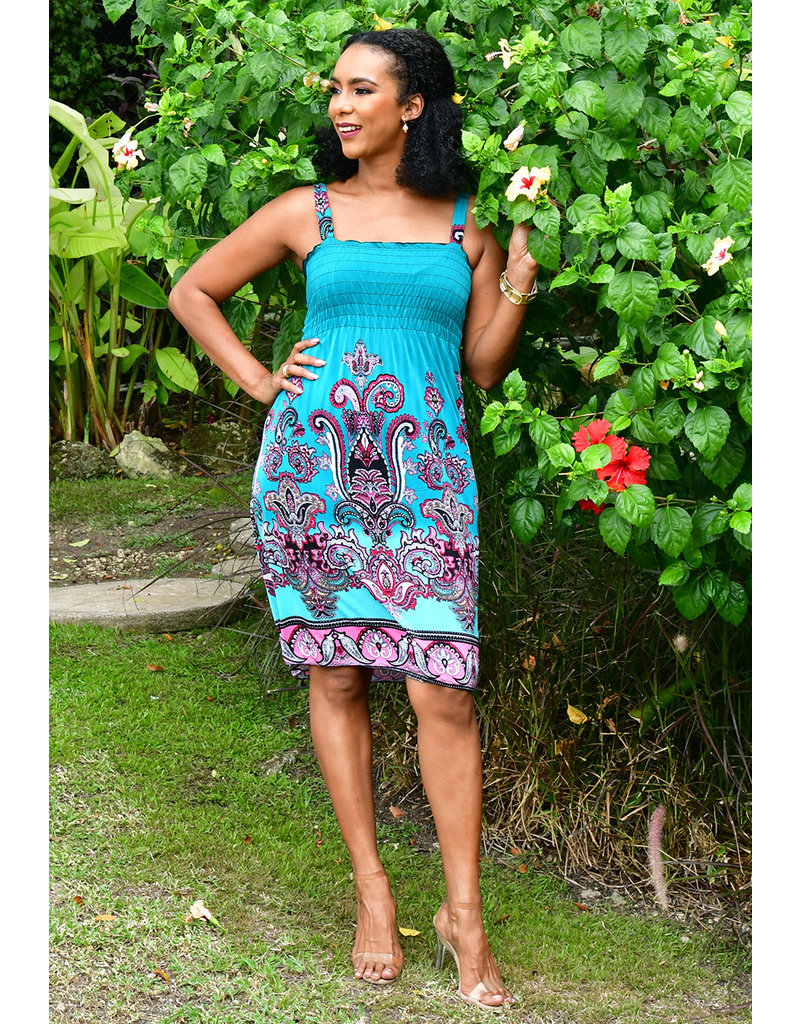 ACE Fashions INDICA- Strappy Sun Dress