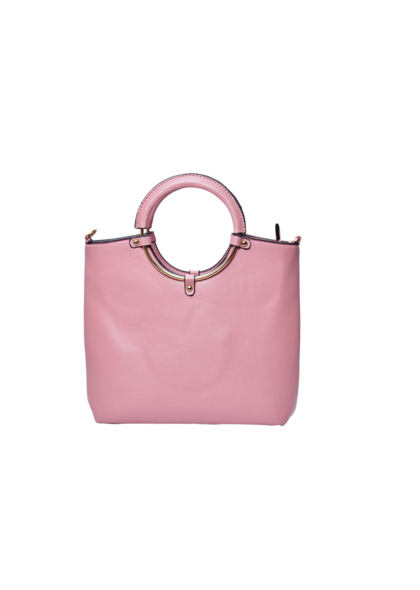 KMQ Tote Top Handle Clutch Bag