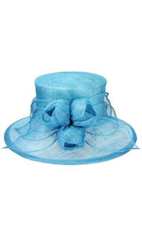 3 Tulip Medium Sinamay Hat