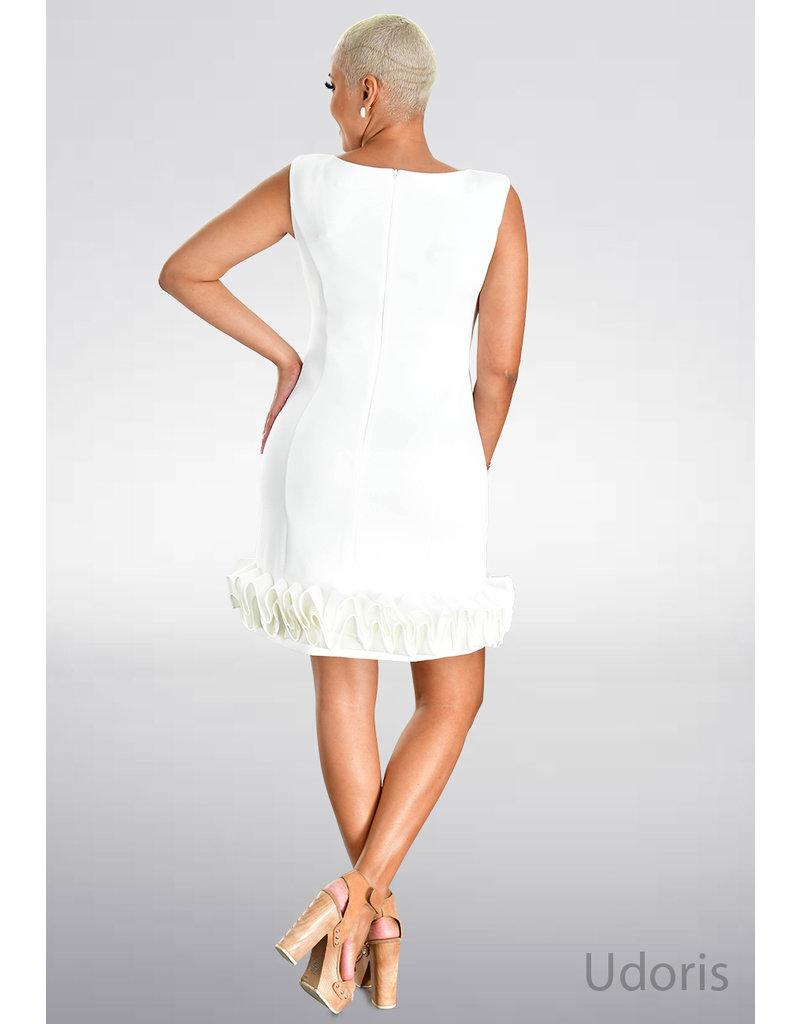 Eliza J UDORIS-Sleeveless Tulip Dress