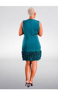 UDARCI-Sleeveless Tulip Dress