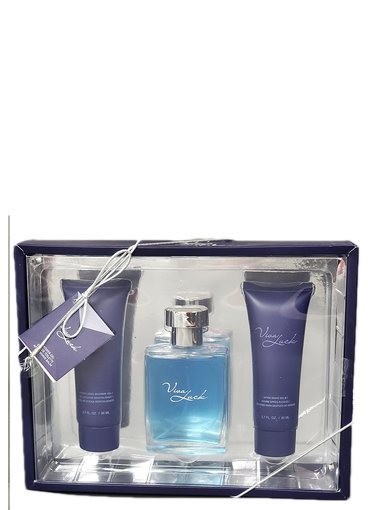 VIiva Luck Men 3 Piece Perfume Set