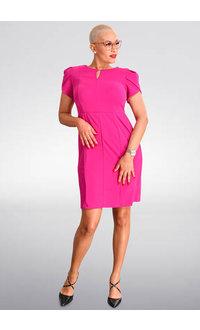 Shelby & Palmer RIPY- Short Sleeve Dress with X Clip