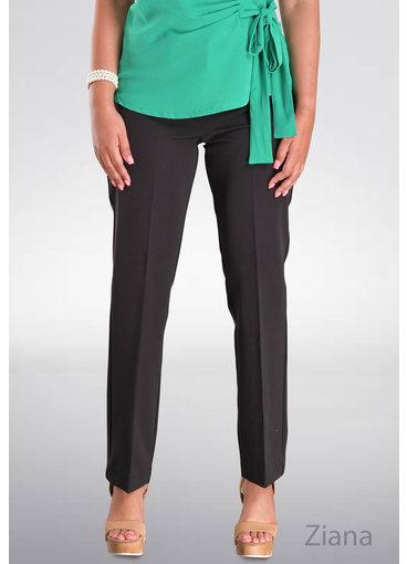 ZAC & RACHEL ZIANA- Slim Leg Ankle Pants with Pockets