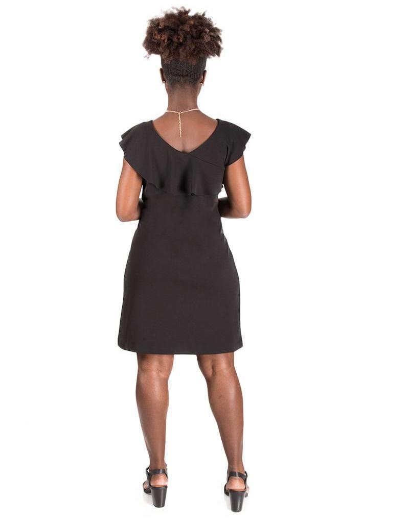 Carol Wren IIANA Ruffle Accent Dress