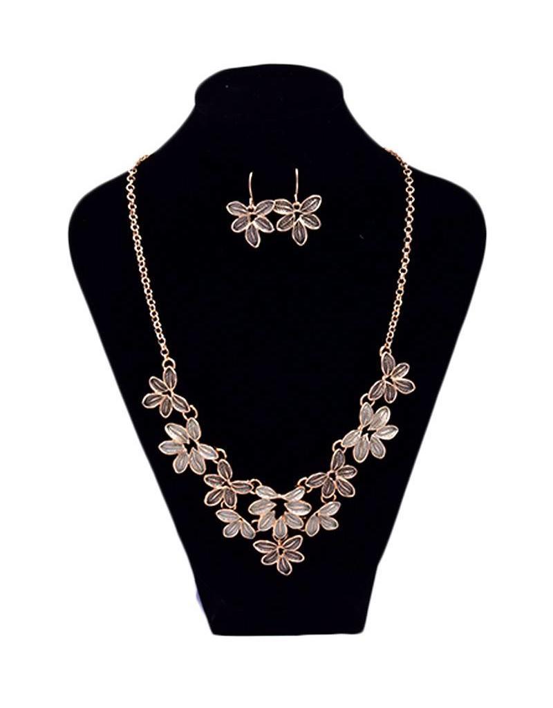 Jewelry-small flowers