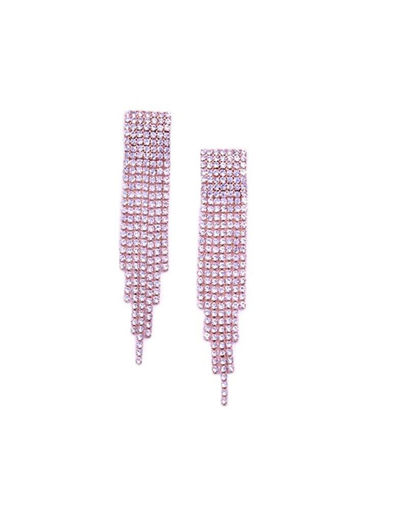 Jewellery-Chandelier earring