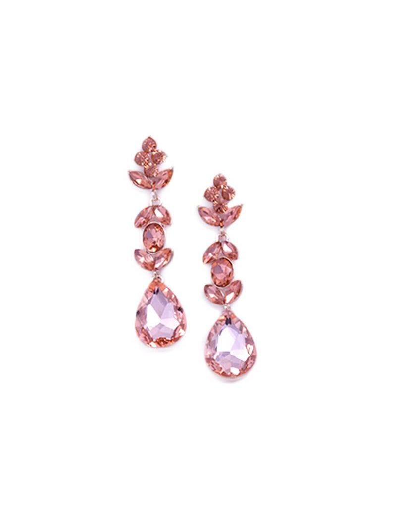 Jewellery-earring diamante
