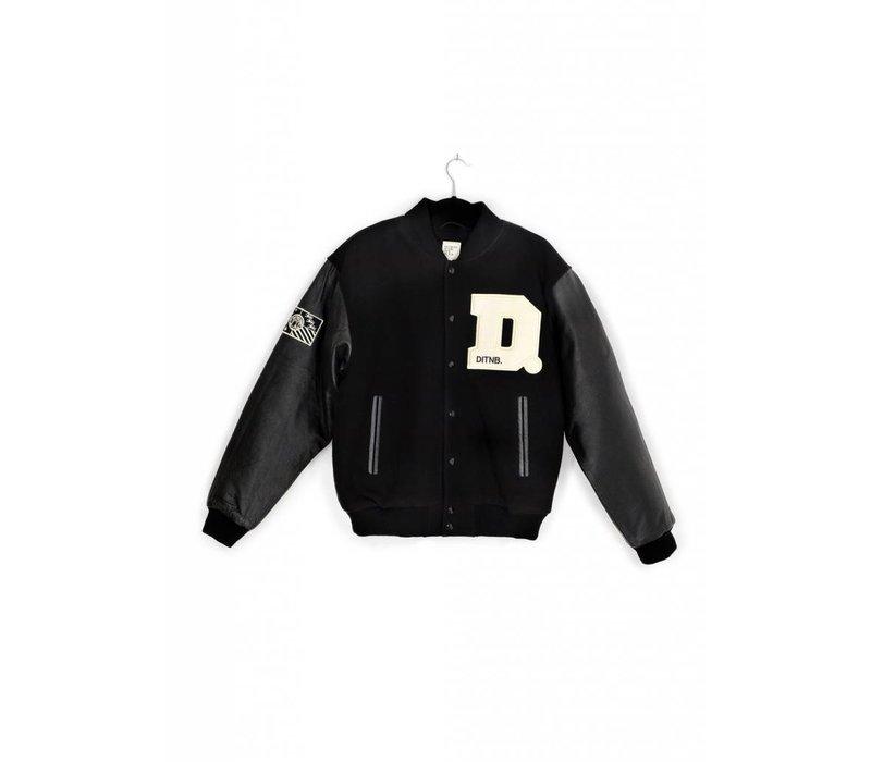 Spirit of Detroit Varsity Jacket