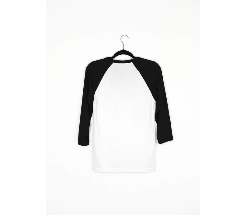 Woodward Baseball Tee