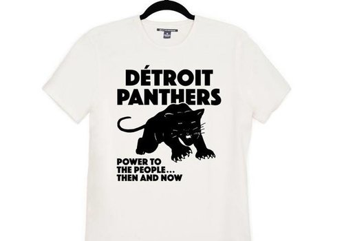 Dét Détroit Panthers Crewneck Tee
