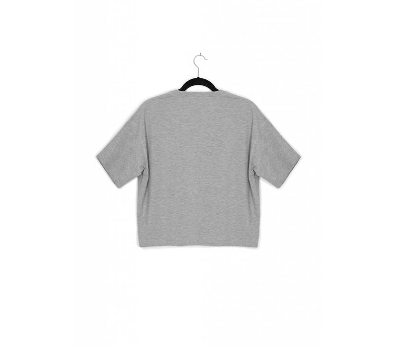 Détroit Atelier Crop Box Tee