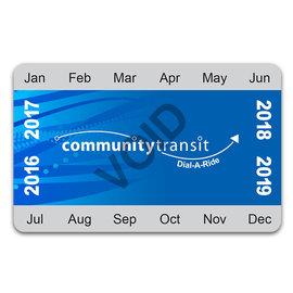 Passes DART pass January 2021