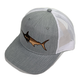 Ale Whales/Lost Wondo Lt. Gray/White NC Marlin Richardson Hat
