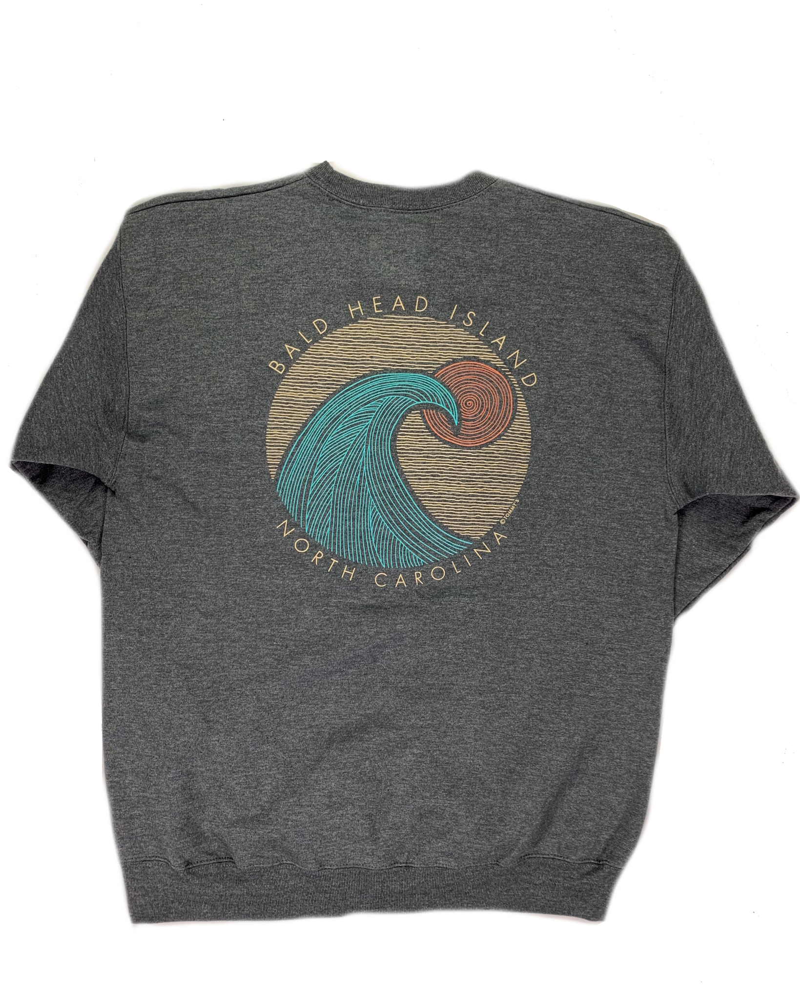 Hanes Wave Cut Sweatshirt