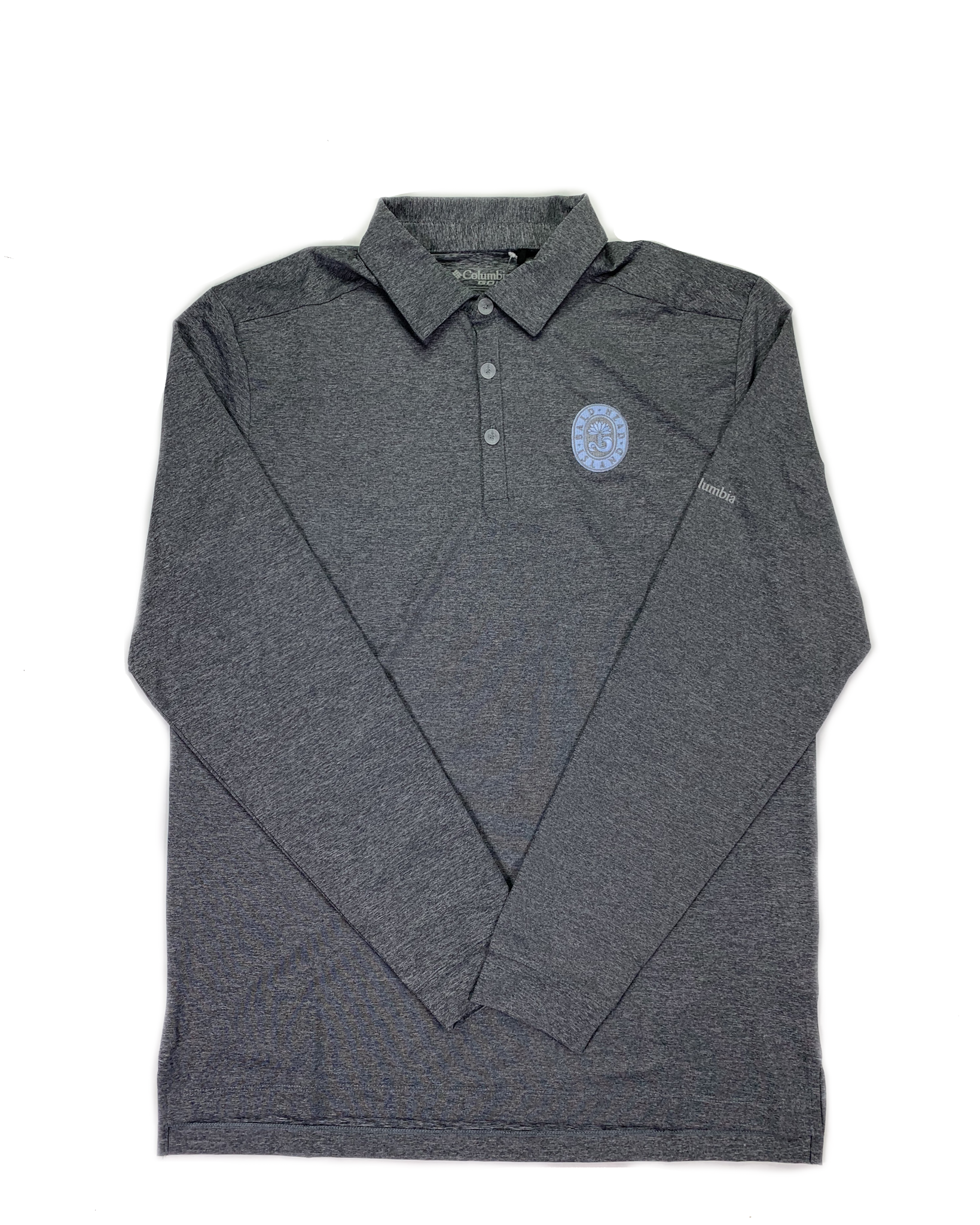 Columbia Columbia Omni-Wick Pin High LS Polo