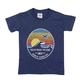 EMI Sportswear BHI Sun Stripe Kids Tee