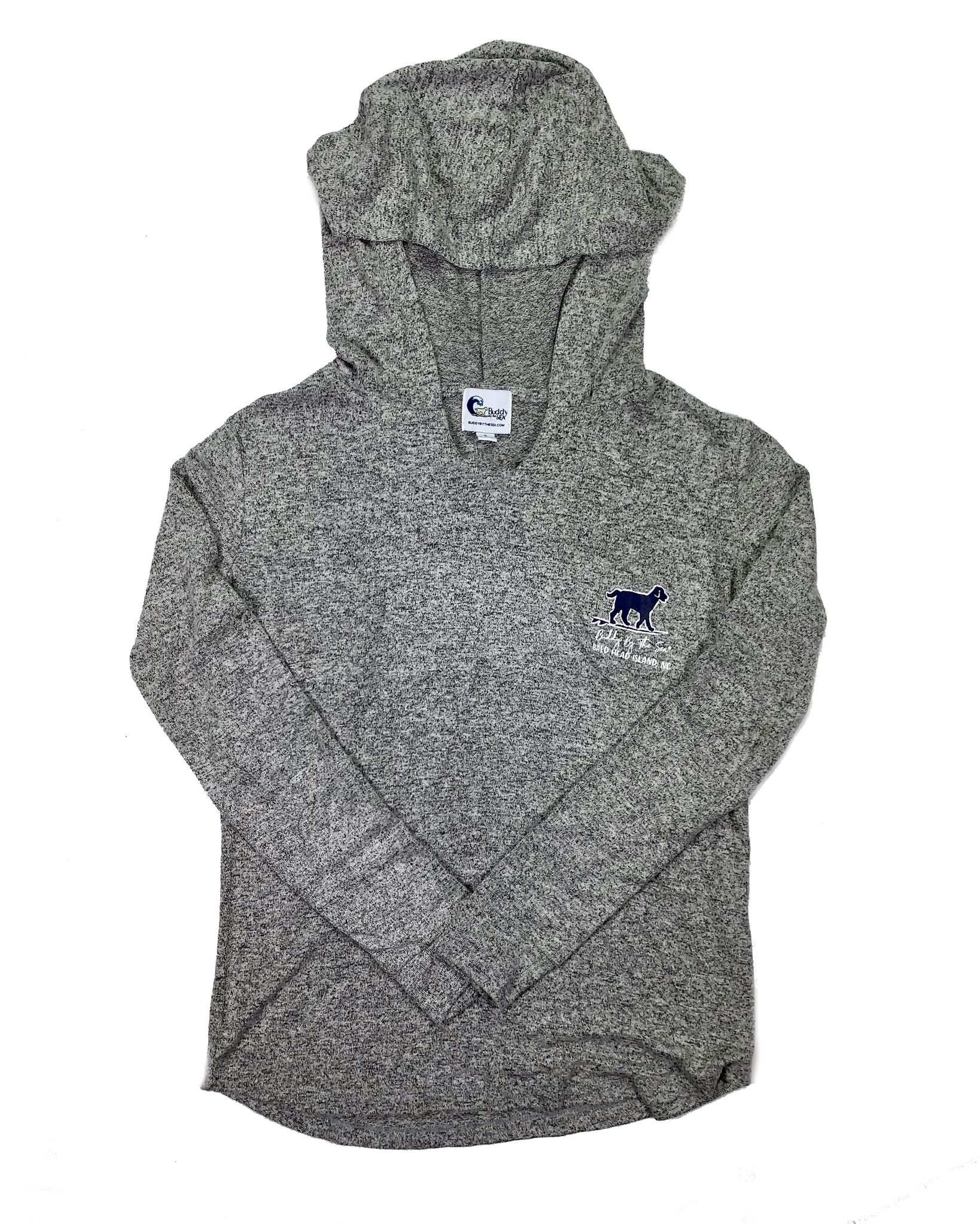 Buddy By The Sea Buddy by the Sea Ladies Zen Pullover