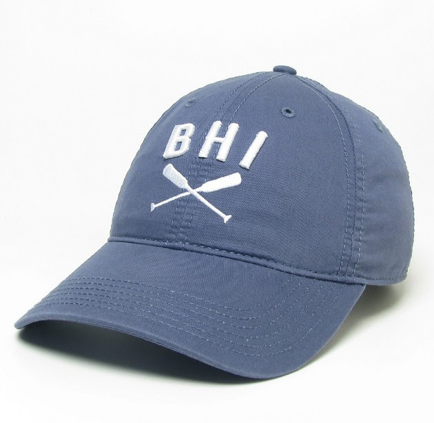 Legacy BHI Crossed Oars Twill Hat