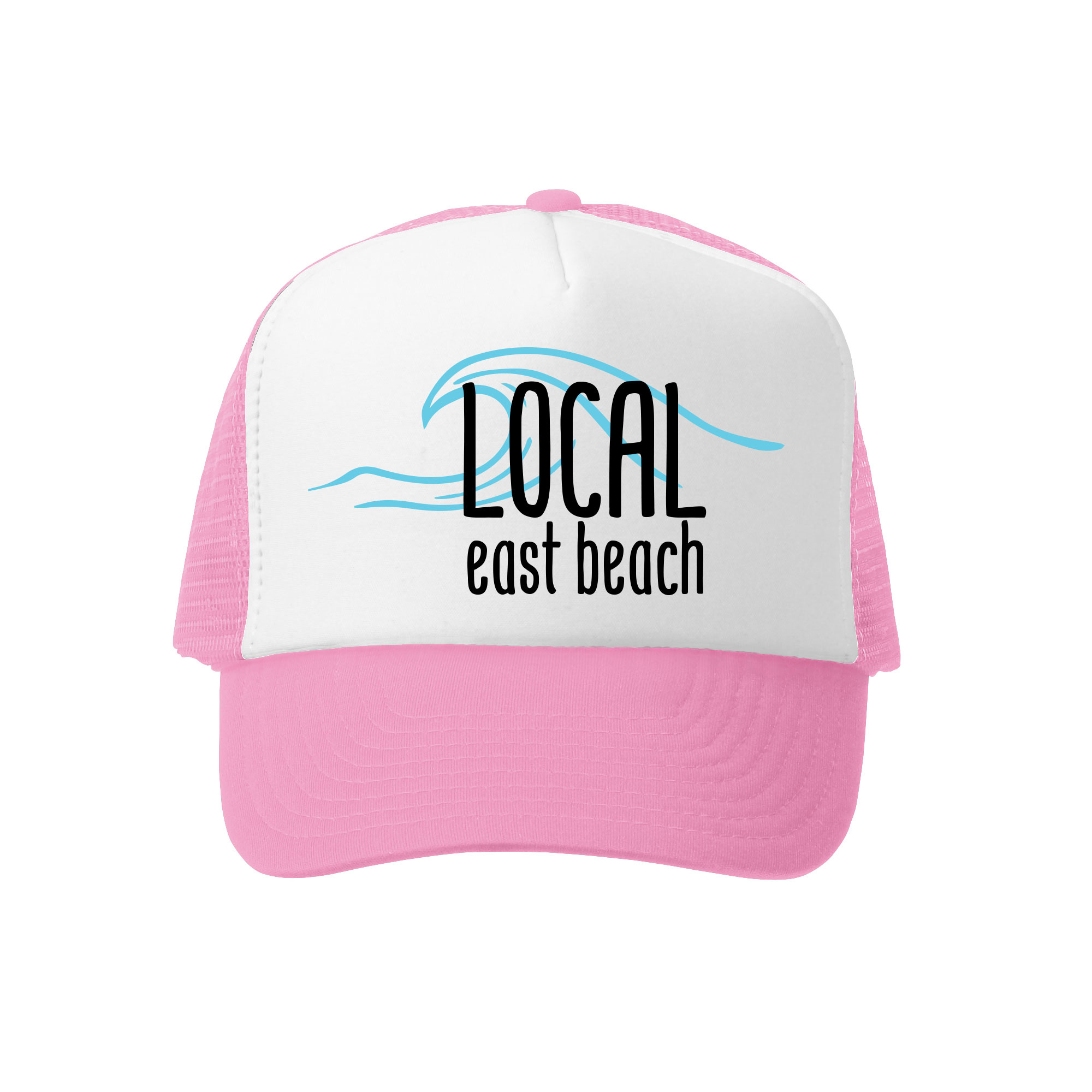 Grom Squad East Beach Youth Trucker