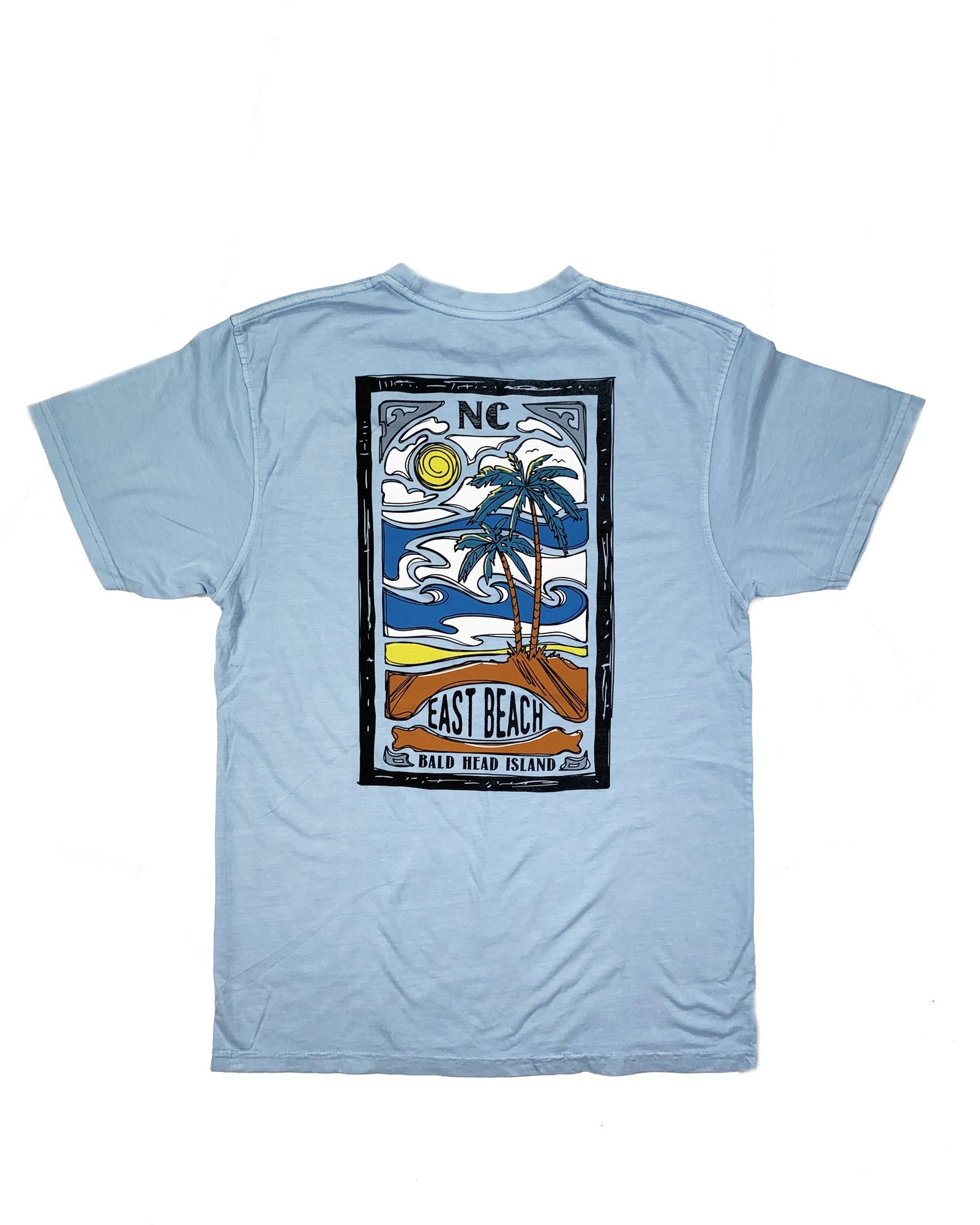 EMI Sportswear BHI Beyond Beach Tee