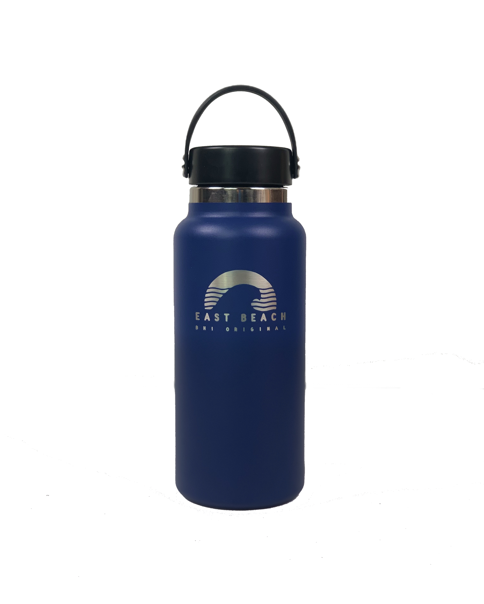 Hydro Flask 32oz East Beach Engraved Flask