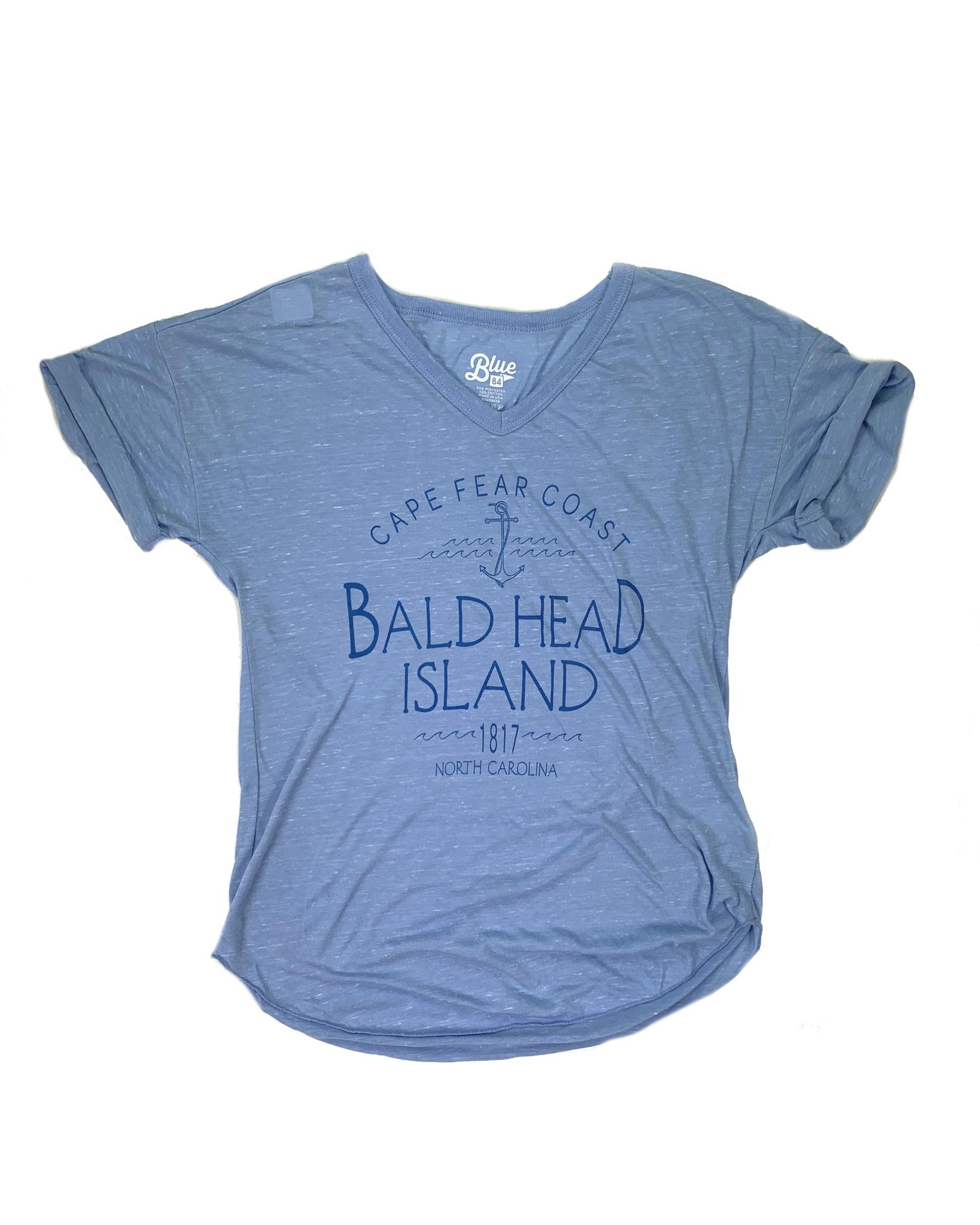Lake Shirts BHI High Flier Anchor V-neck